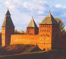 Крепость древней руси фото