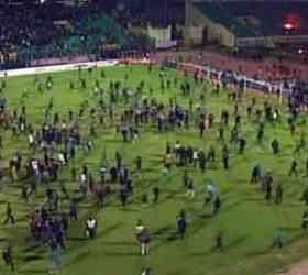 В Египте арестовано 47 человек после массового убийства на стадионе