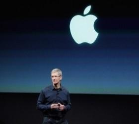 Цена акции Apple преодолела отметку в 500 долларов