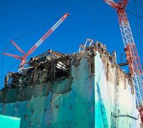 """В районе АЭС """"Фукусима"""" произошло довольно сильное землетрясение"""