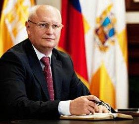Глава администрации Ставрополя задержан за взятку 50 млн. рублей