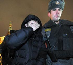 Выходцы с Кавказа устроили потасовку на Манежной площади