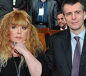 Алла Пугачева поможет Михаилу Прохорову найти себе жену