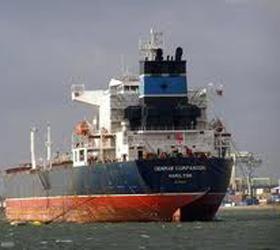 На Курилах танкер с нефтью сел на мель
