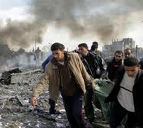 В ночь на 11 марта Израильские ВВС нанесли авиаудар по сектору Газа