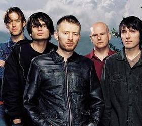 Концерт Radiohead пикетировали баптисты