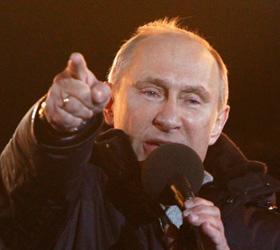 Путин будет развивать Россию духовно и физически