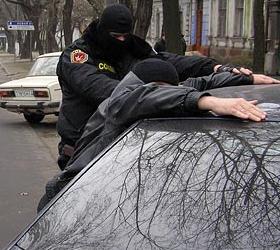 В Нальчике задержан автомобиль с боеприпасами и экстремистскими листовками