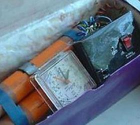 МВД потратит 2 миллиона рублей на покупку муляжей взрывных устройств