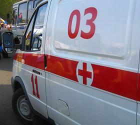 В Туве угонщик протаранил группу детей. Один ребенок погиб