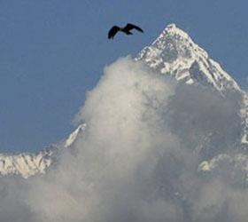 В Гималаях лавина накрыла пакистанских военнослужащих