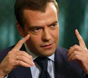 Медведев: гастарбайтеры  не будут строить «новую Москву»