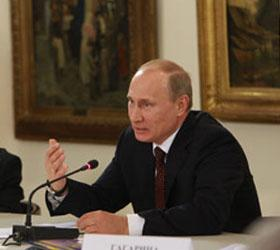 Путин призвал бизнесменов  к меценатству