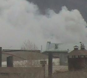 В Чите взорвался склад с пиротехникой