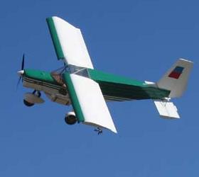 В Волгоградской области крушение потерпел самолет СП-30