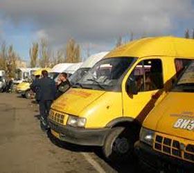 В Астрахани бастуют водители маршруток