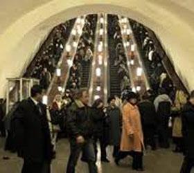 10 человек ранены при поломке эскалатора в Москве