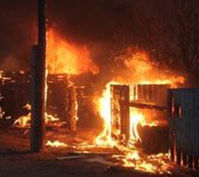 3 тысяч жителей Забайкалья остались без света из-за лесных пожаров