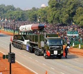 Успешные испытания ракеты-носителя произведены в Индии