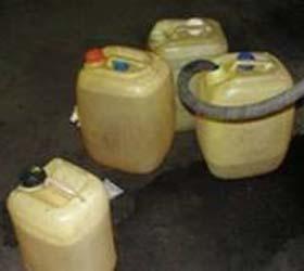 Подполковник украл топливо для танков на 2 млн рублей