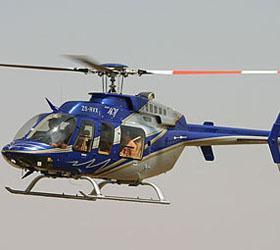 В Татарстане разбился вертолет. Летчик погиб