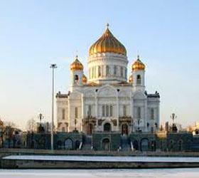 Антицерковная акция прошла в Москве