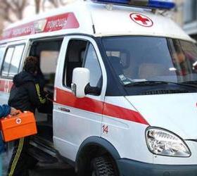 ДТП в Москве с участием полицейского. Один человек погиб