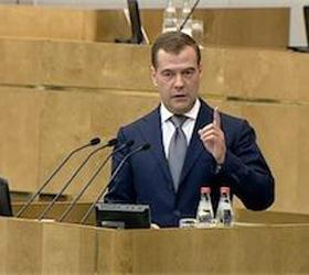 Дмитрий Медведев стал премьер-министром