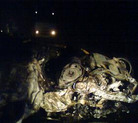 Крупная авария на Алтае. 7 человек погибли