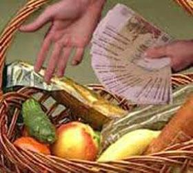 В Белоруссии дорожают продукты