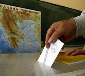 Сегодня утром стартовали досрочные выборы в греческий парламент