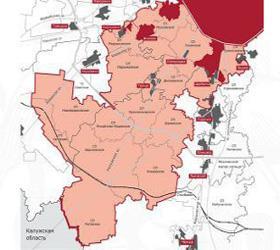 Город для чиновников обойдется казне в 419 миллиардов рублей