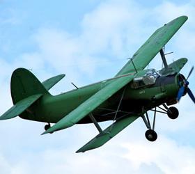 Во время поисков в Свердловской области самолета Ан-2 был обнаружен другой самолет