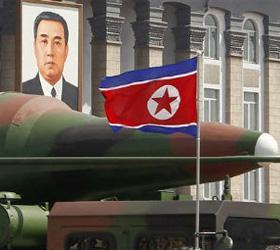 ООН считает, что Северная Корея на параде использовала муляжи ракет