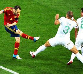 Испания - финалист, у Португалии - европейская бронза