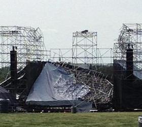 Концерт группы Radiohead в Канаде не состоялся из-за ЧП