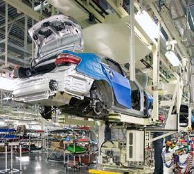 Toyota выводит свое производство за пределы Японии