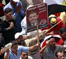 Президентом Египта избран исламист Мухаммед Мурси