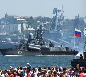 Россия не направляет в Сирию свой флот
