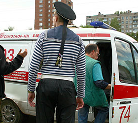 В Нижнем Новгороде на корабле произошел взрыв. Погиб один человек