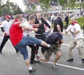 13 россиян задержаны после массовой драки в Польше