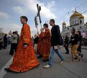 В Москве пройдет молебен против гомосексуализма и абортов