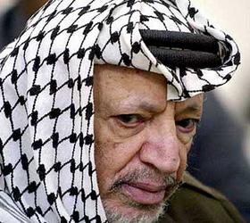 Личные вещи Ясира Арафата содержат следы радиоактивного полония