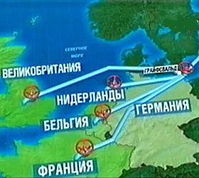 Акционеры ТНК-ВР запретили BP строить ветку «Северного потока» до Великобритании