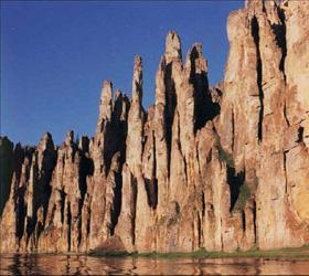 Гордость Якутии, Ленские столбы, наконец, включили в список всемирного наследия