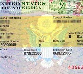 Граждане России смогут получать американские визы на три года
