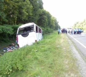 Арестован водитель автобуса, перевозивший паломников из России