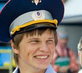В честь дня ГАИ Аршавин играл за сборную ГИБДД