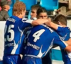 Динамо отправилось на сборы в Швецию