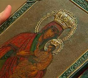 В Пермском крае из храма были похищены ценные иконы